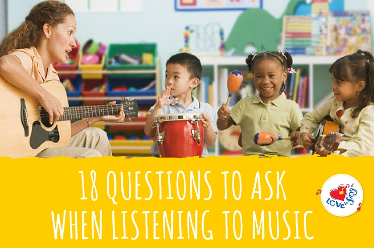 18 Questions to Ask When Listening to Music