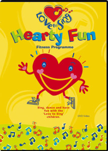 Hearty Fun Fitness Programme DVD