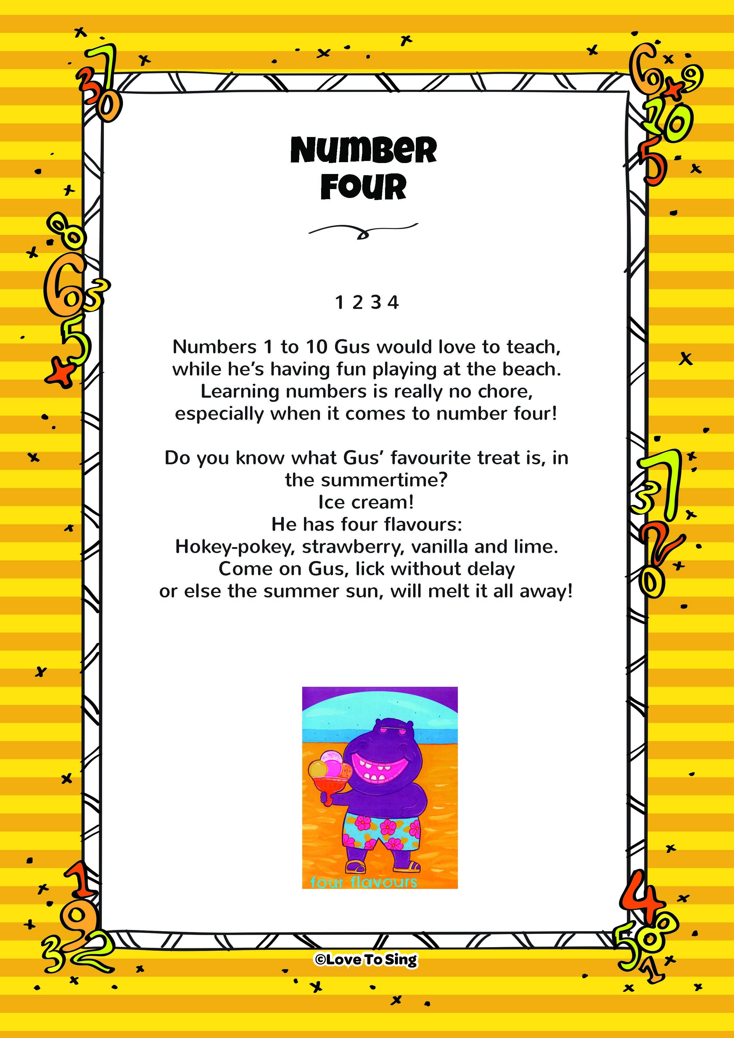 Four Flavours