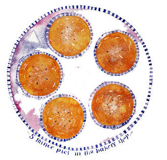 Five Mince Pies