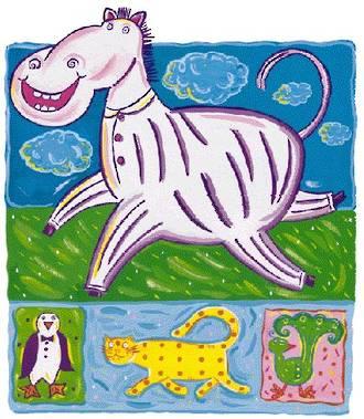 Horse In Striped Pyjamas