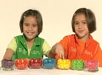 Jelly Beans Colour Song