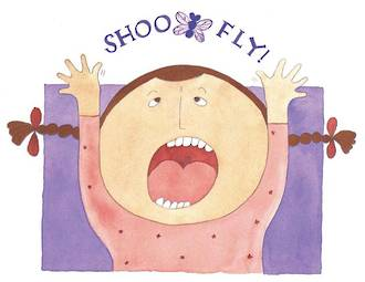 Image result for shoo fly