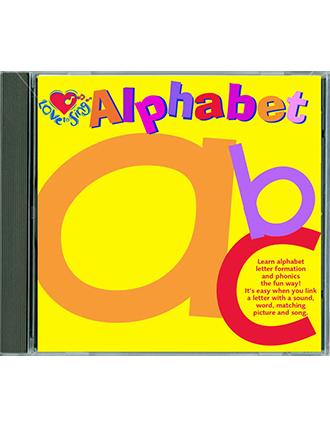 Alphabet CD