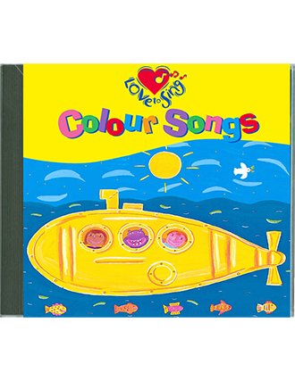 Colour Songs CD