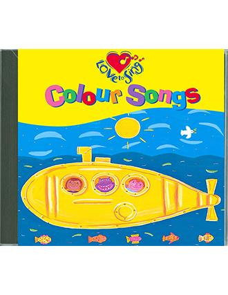Colour Songs CD