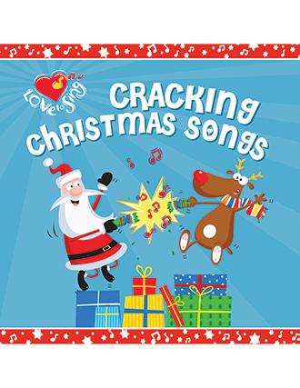 Cracking Christmas Songs CD