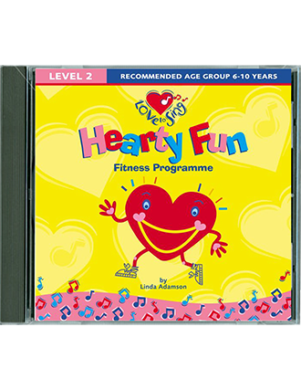 Hearty Fun 2 CD