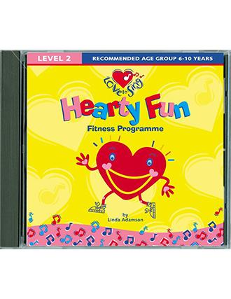 Hearty Fun 2 CD