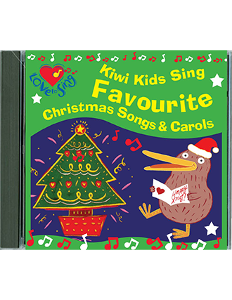Kiwi Kids Sing Favourite Christmas Songs & Carols Double CD