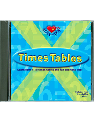 Times Table CD 1