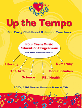 Up the Tempo – Full Year Music Program 1