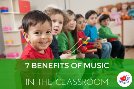 7 benefits of music