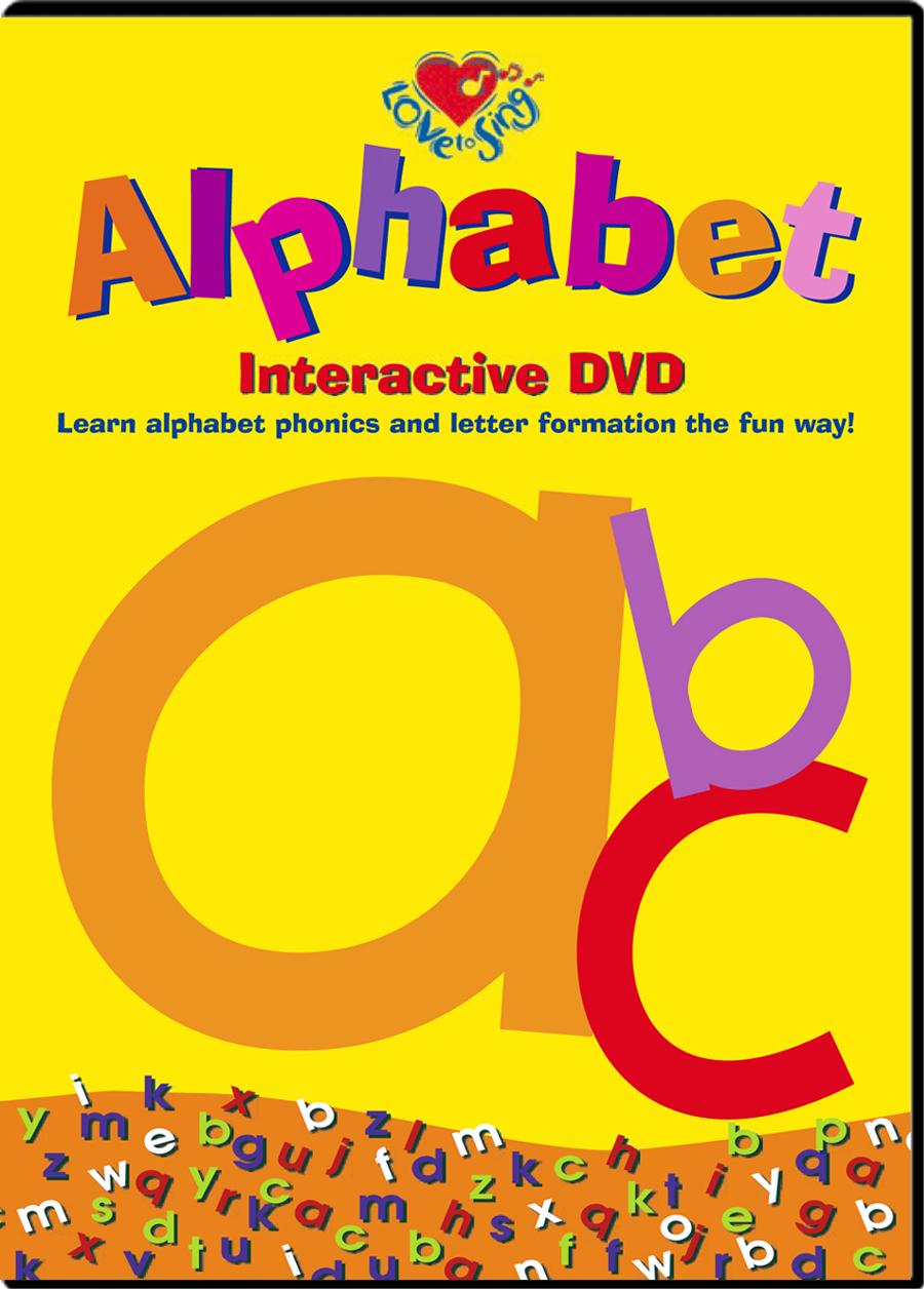 Alphabet DVD