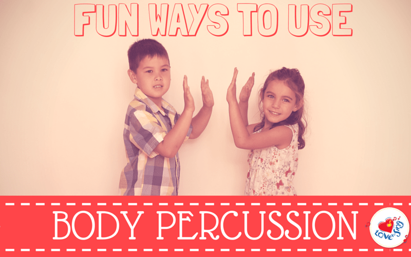 How to Use Body Percussion