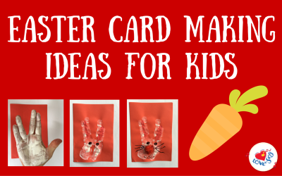 Easter Card Making Ideas For Kids