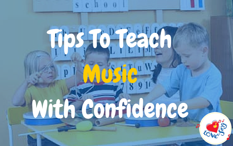 Tips to Teach Music With Confidence