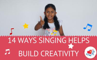 14 WAYS SINGING HELPS