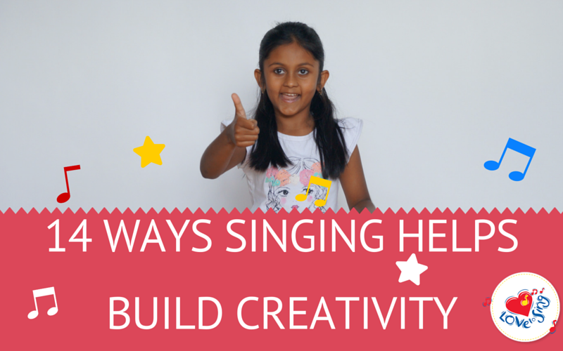 14 Ways Singing Helps Build Creativity