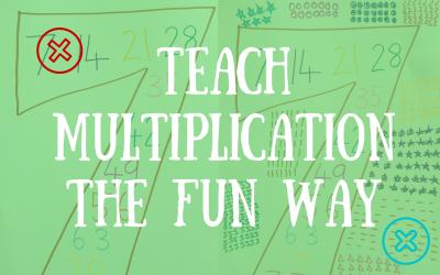Teach Multiplication The Fun Way