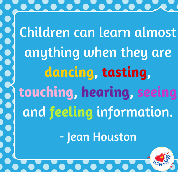 Children Can Learn Anything When…
