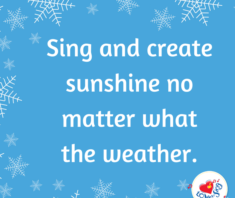 Sing and Create Sunshine
