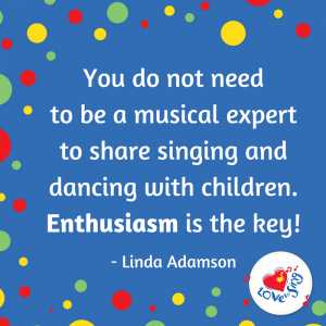 enthusiasm is the key