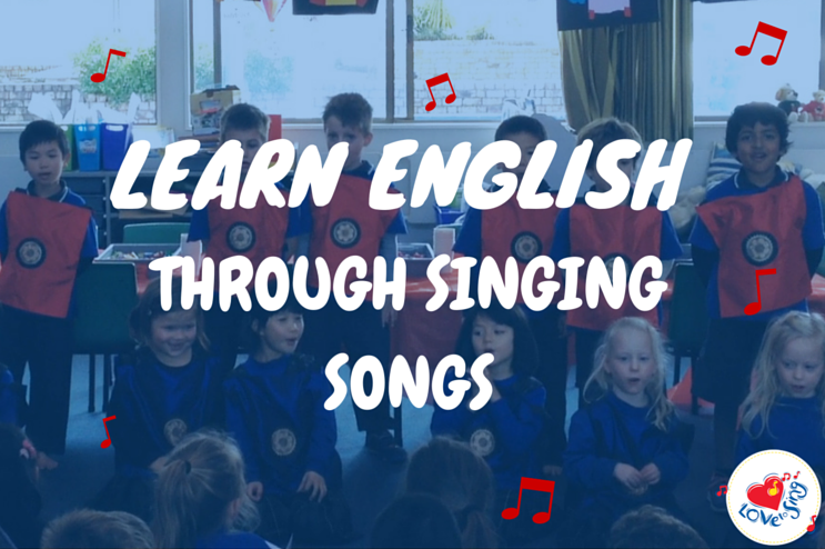 Learn English Through Singing Songs