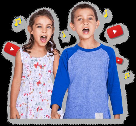 Children Love to Sing | FREE Video Songs, Lyrics & Activities