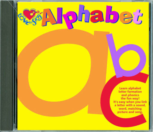 Alphabet ABC CD