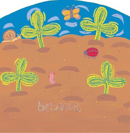 Earthy Brown