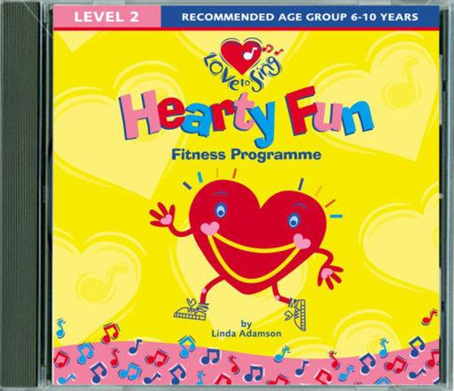 Hearty Fun Level 2 CD