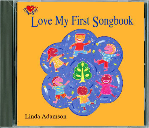 Love My First Songbook CD