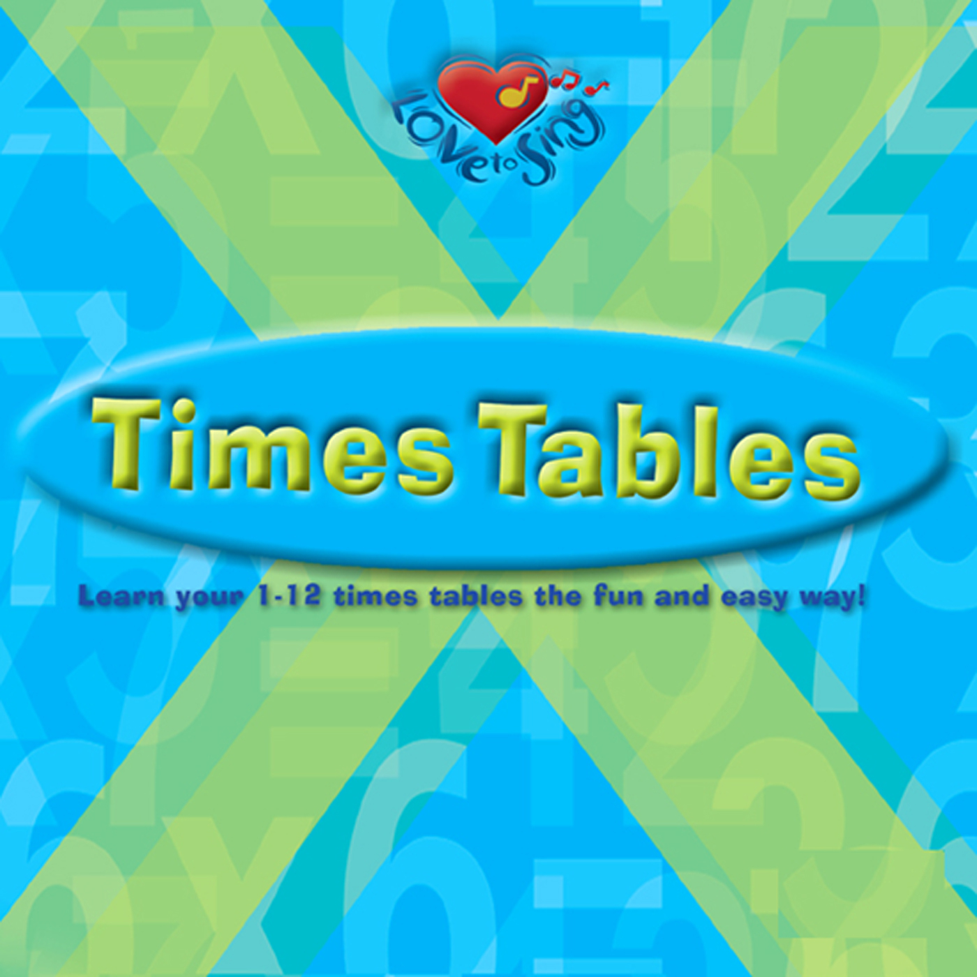 Times Tables Multiplication Songs Download Album